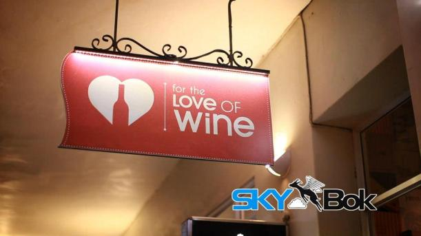 For The Love of Wine Port Elizabeth