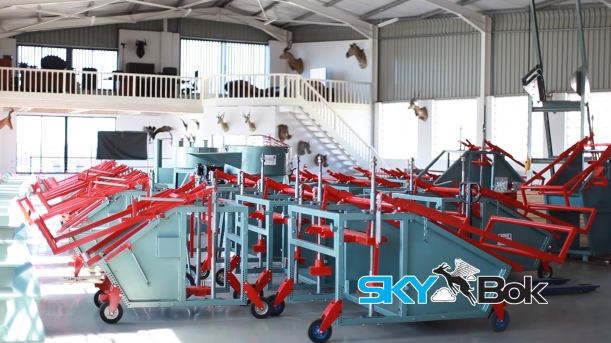 Skybok Doubell Machines South Africa