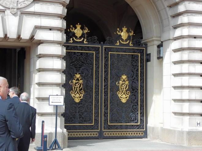Royal Investiture Buckhingham Palace 2015 Tamika Doubell Lindsay Xoeh